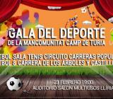 Gala del Deporte de la Mancomunitat Camp de Túria