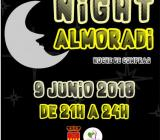 Cartel Shopping Night Almoradí 2018