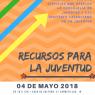"""Charla """"Recursos para la Juventud"""""""