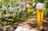 Fotografía de una jarra de cerveza con el logo de la Oktobeerfest