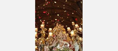 Img 2: FEAST OF THE VIRGEN DEL REMEDIO (VIRGIN MARY)