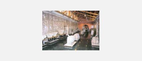 Img 1: Antiquarium Epigráfico