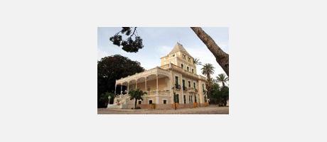 Photo Palast der Villa Marco