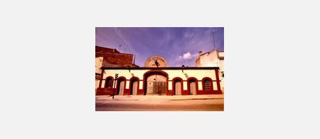 Img 1: PLAZA DE TOROS LA UTIELANA (LA UTIELANA BULLRING)