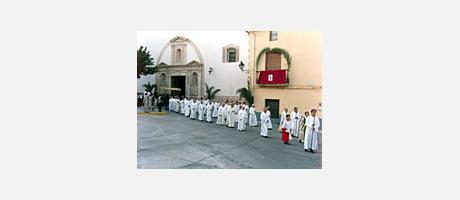 Img 1: Festividad de la Virgen del Rebollet