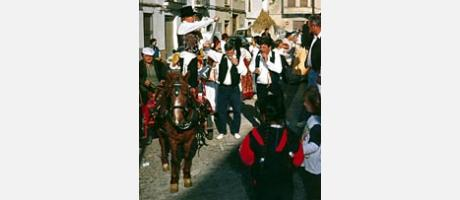Img 2: FESTIVITY IN HONOUR OF THE SANTÍSIMO CRISTO DE SAN ROQUE