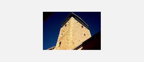 Img 1: Torre señorial del siglo XVI
