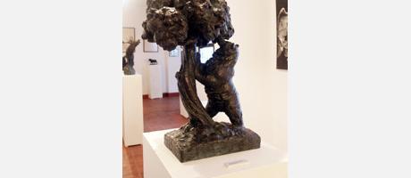 Img 1: MAISON MUSÉE SCULPTEUR ESCULTOR NAVARRO SANTAFE