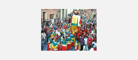 Img 2: MOORS AND CHRISTIANS FESTIVITIES IN HONOUR OF THE PATRON SAINT NUESTRA SEÑORA DE GRACIA