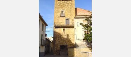Img 2: CITY WALLS (Towers d'en Garcés, of the Presó and Redona)