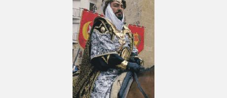 Img 1: THE MOORS & CHRISTIANS FIESTAS IN HONOUR OF THE VIRGEN DE LA SALUD