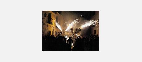 Img 1: FESTIVITAT DEL TURISTA EN LA CALA DE FINESTRAT