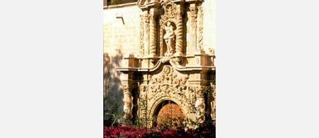 Img 1: Iglesia parroquial de Santiago el Mayor