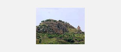 Foto: Castillo de Polop