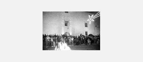 Img 1: 24. dezember, Heilige Nacht: Nit dels Fatxos