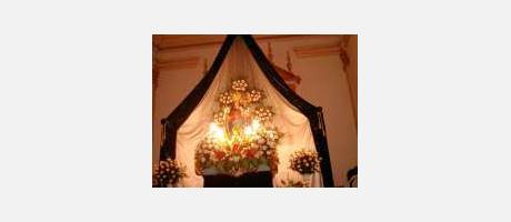 Img 1: Fest zu Ehren der heiligen Jungfrau Virgen de la Paz