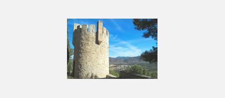 Img 1: CASTILLO DE LA ESTRELLA (CASTLE OF THE STAR)