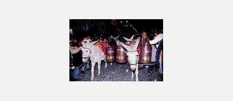 Foto: Cabalgata de los Reyes Magos de Alcoy