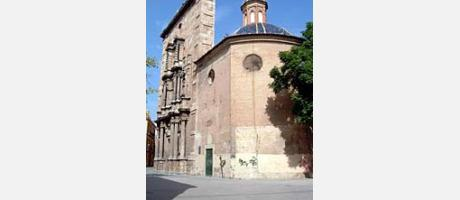 Img 1: EHEMALIGES KLOSTER EL CARMEN UND KIRCHE LA SANTA CRUZ