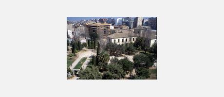 Img 1: Conjunto histórico-artístico (zonas del Hospital viejo)