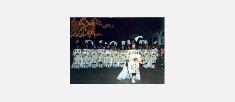 fiestas moros y cristianos de Villena
