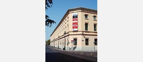 Img 1: CASA DE LA BENEFICENCIA. Museum für Frühgeschichte und Kultur von Valencia
