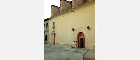 Img 1: THE MONASTERY OF SAN VICENTE DE LA ROQUETA Y LA IGLESIA
