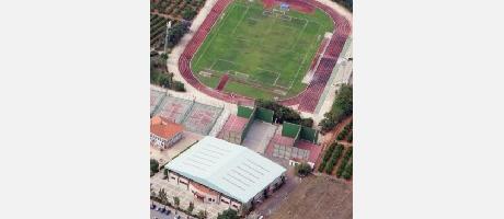 Img 1: Polideportivo municipal