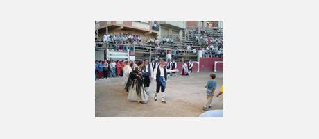 Img 1: Festes Patronals a Sant Christòfol i Sant Roc