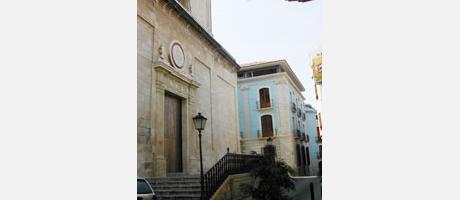 Img 1: CHURCH OF SAN JUAN BAUTISTA