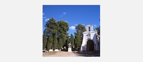Img 1: THE HERMITAGE OF EL SANTÍSIMO CRISTO DEL CALVARIO