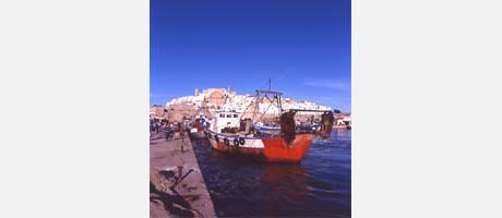 Peñiscola Port