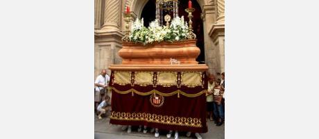 Procesión del Corpus Christi en Elche