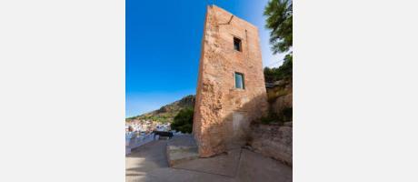 Img 1: Torre de la Reina Mora