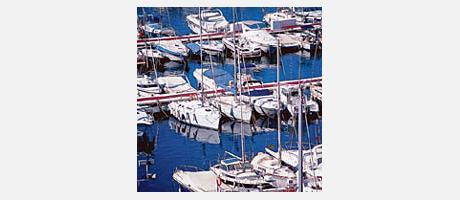Img 1: Embarcaciones d'Altea