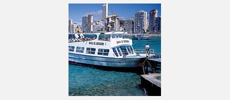 Img 1: Excursiones Marítimas Benidorm
