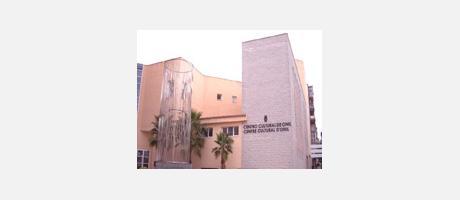 Img 1: Placeta del Centro Cultural de la Villa de Onil