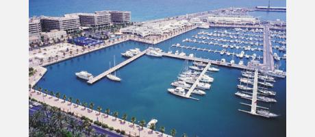Img 1: Marina Deportiva de Alicante