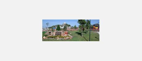 Img 1: Parc de Les Hortes