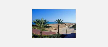 Img 1: Playa Sur ( El Cerezo)