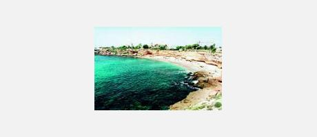 Foto: Playa Les Canyes de Vinaròs