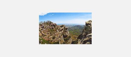 Img 1: Der Naturschutzpark Sierra Calderona