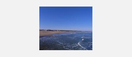 Img 1: Playa Les Ortigues