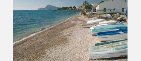 Img 1: Platges de l'Olla