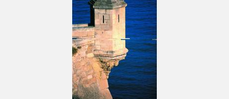 Castillo de Santa Bárbara en Alicante