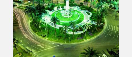 Alicante Plaza de Los Luceros