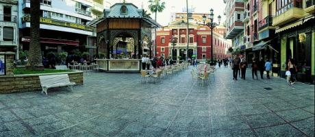 Castellón de la Plana Plaza la Paz