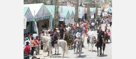 Foto: Feria de Mayo en Torrevieja