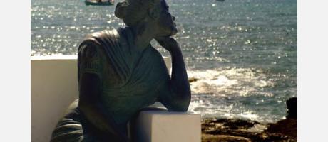 Foto: Monumento de La Bella Lola