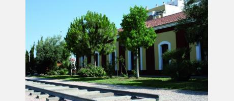 Img 1: Parque de la Estación de Torrevieja